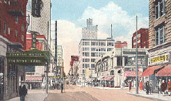 12th Street ~ Vintage Kansas City Street Scene