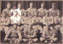 1909 Kansas City American Association Team