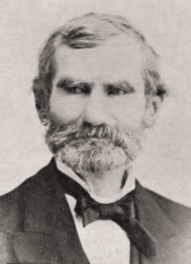 <b>WILLIAM McCOY</b>. First Mayor of Independence. - william_mccoy